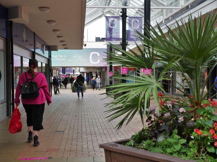 Charter Walk Shopping