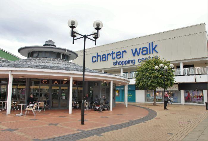 Charter Walk Outside