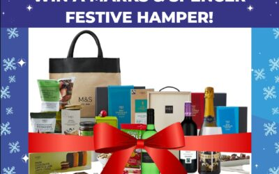 Discover Burnley presents a Christmas hamper giveaway!
