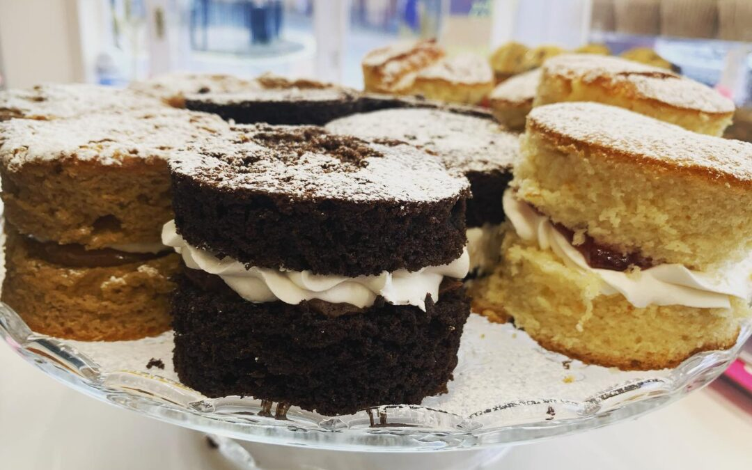 Cuppa Cake Mini Sponges