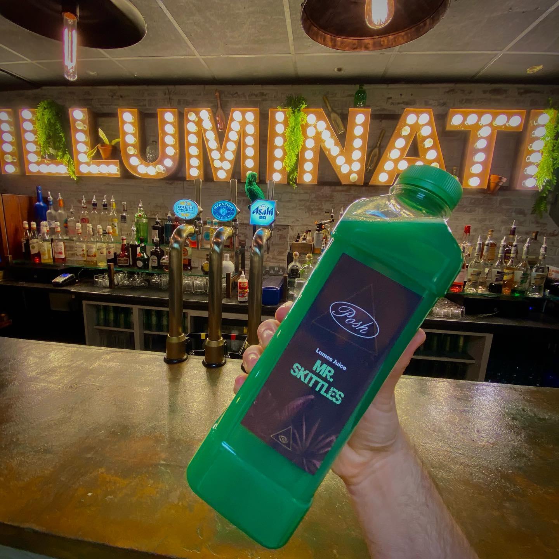Illuminati cocktail