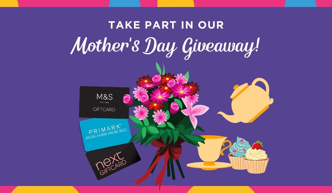 Mother's Day Giveaway Landscape