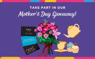 Burnley BID Mother's Day Giveaway