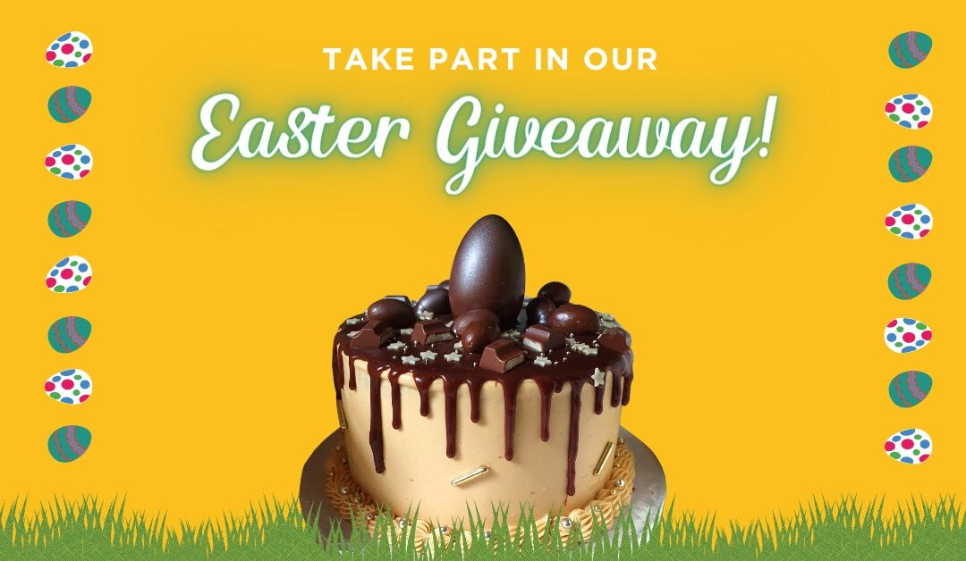 Discover Burnley Easter Giveaway
