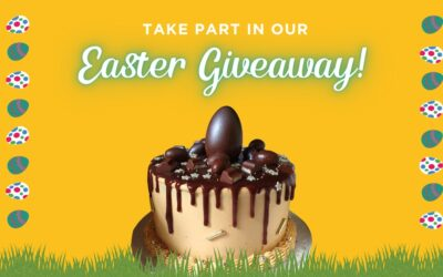 Easter Giveaway in Partnership with The Lawesome Bakery