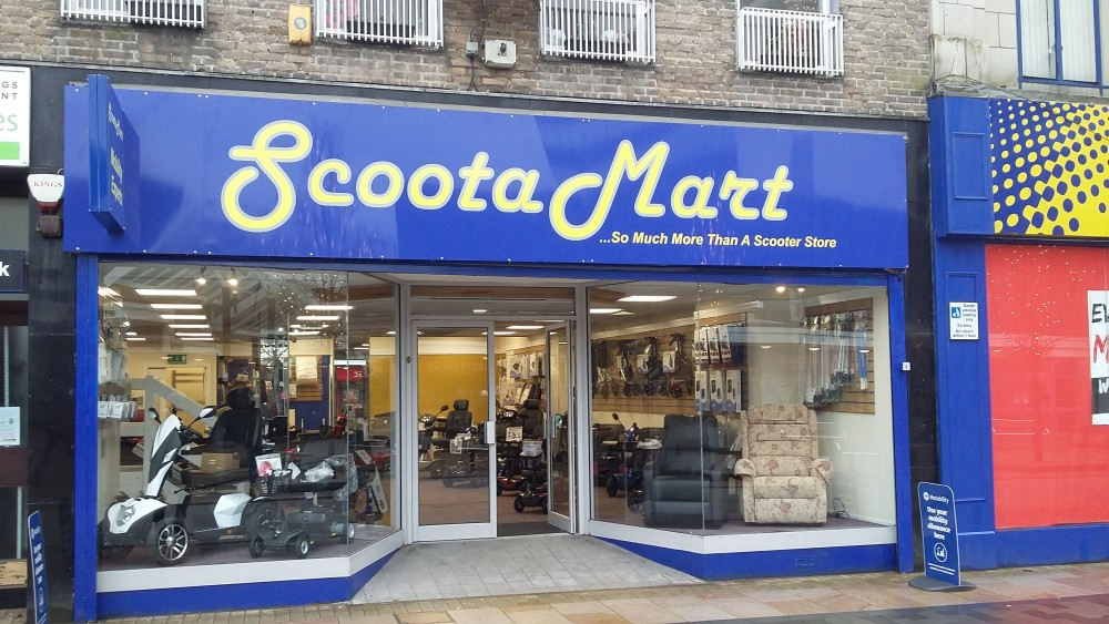 New business scoots in to Burnley