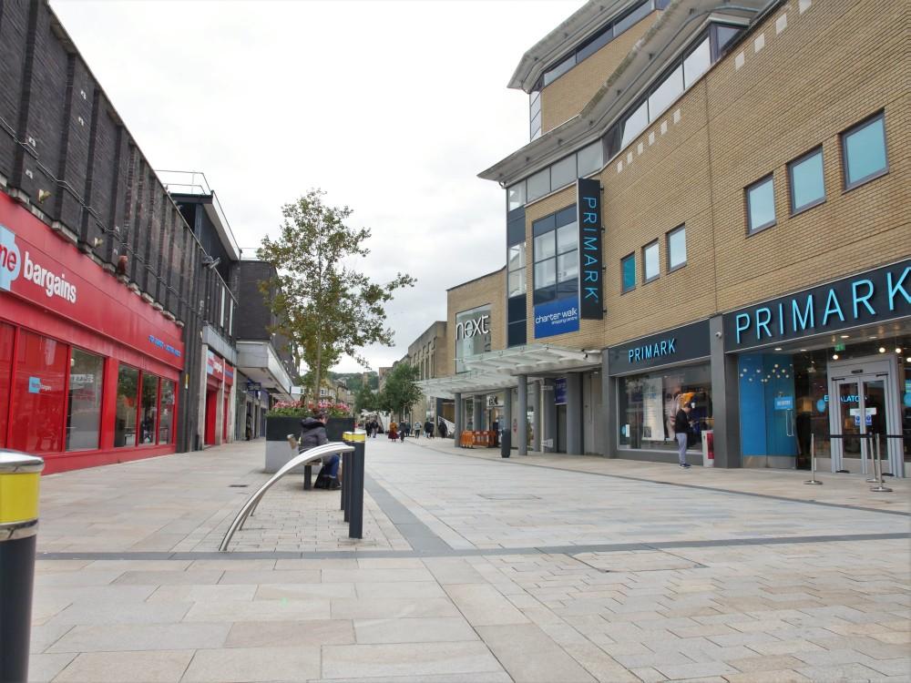 Primark Burnley Town Centre