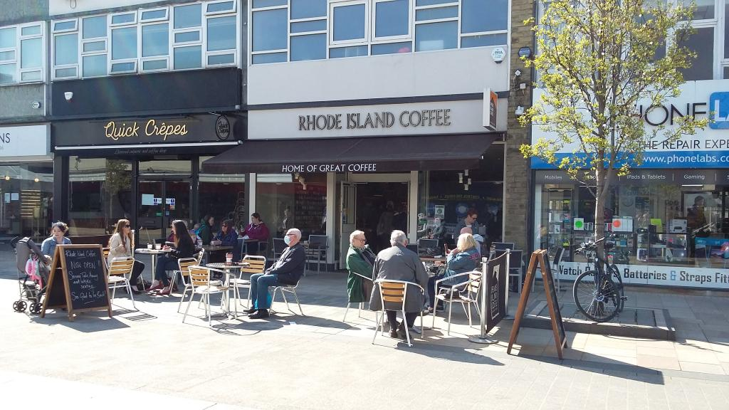 Rhode Island Coffee Burnley