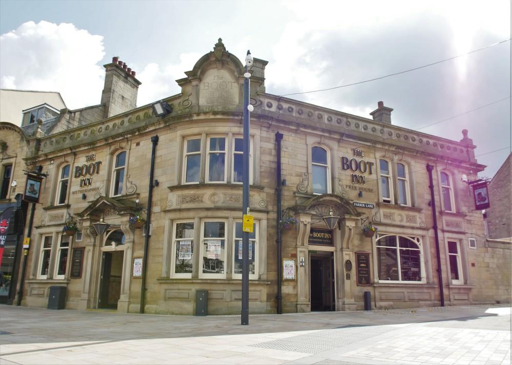 The Boot Inn Burnley
