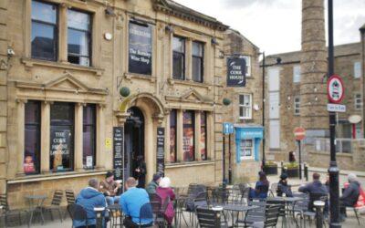 7 places to enjoy al fresco dining in Burnley