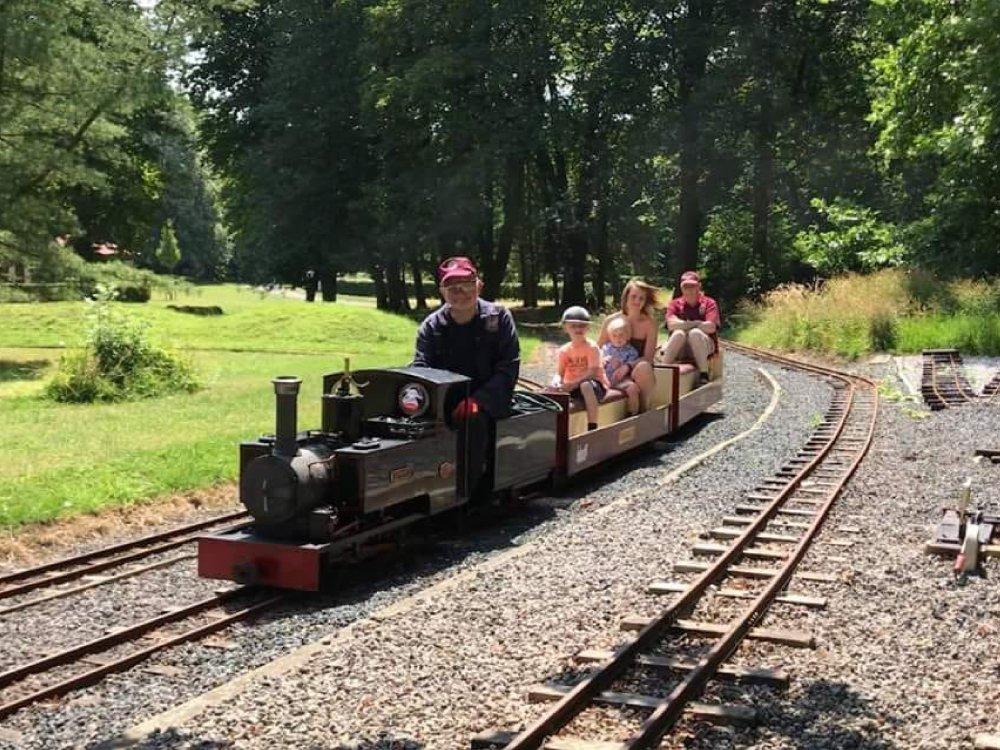 Thompson-Park-Railway