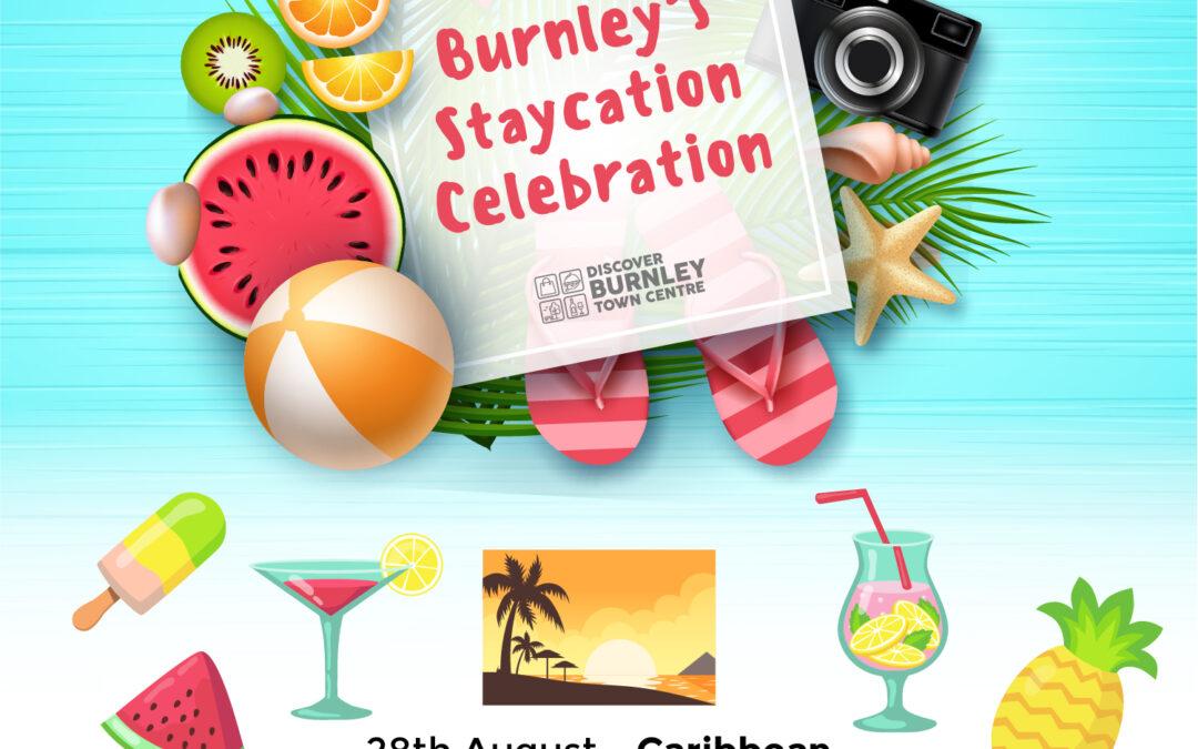 Burnley's Staycation Celebration – Caribbean