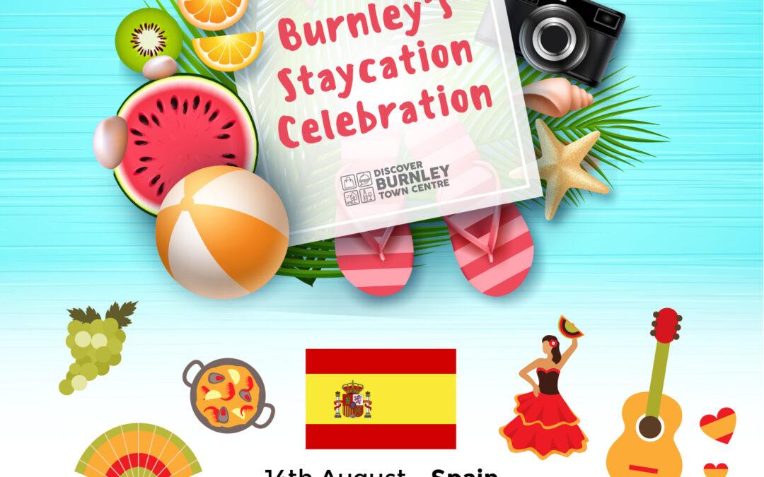 Burnley's Staycation Celebration – Spain