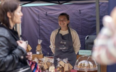New artisan market proves a hit in Burnley