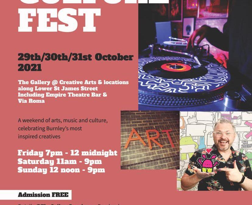 Burnley Culture Fest