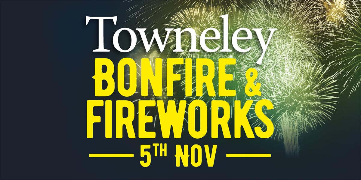 Townley Bonfire & Fireworks